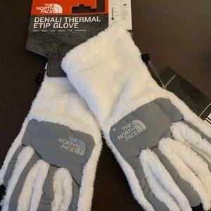 """North face"" Denali Thermal E-Tip  gloves M"